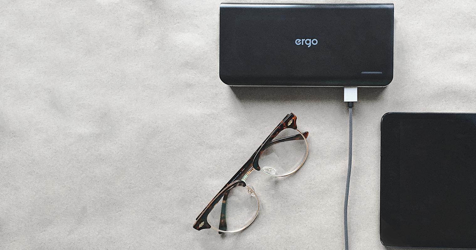 Топ-10 мобильных батарей по версии Comfy. Всегда есть время для подзарядки! - батарея Ergo