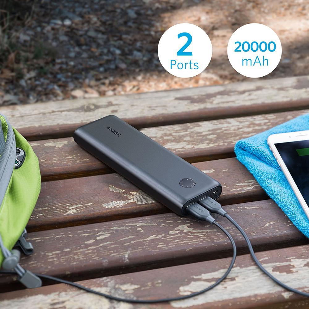 Топ-10 мобильных батарей по версии Comfy. Всегда есть время для подзарядки! - технологичная батарея anker
