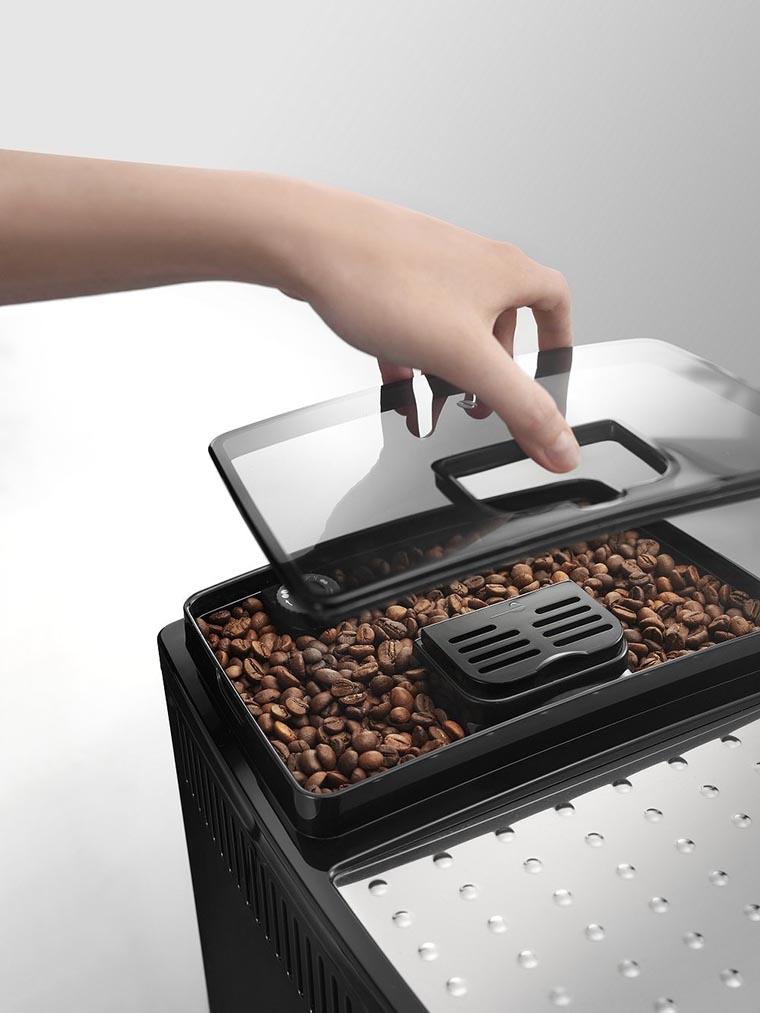 Встроенная кофемолка