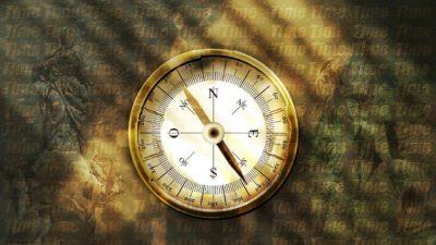 компасом як користуватися