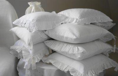 який наповнювач краще для подушок