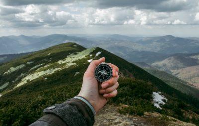 як правильно користуватися компасом