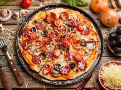 Супер піца