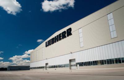 Компанія Liebherr