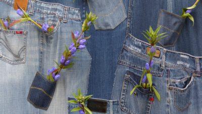 Незвичайні джинси