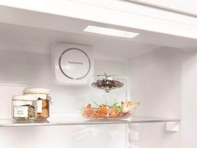 Достойнисть холодильника