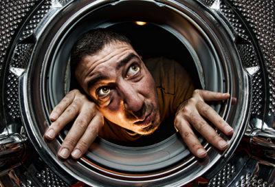 Перевіряємо пральну машину