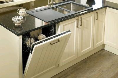 Відкрита посудомийна машина