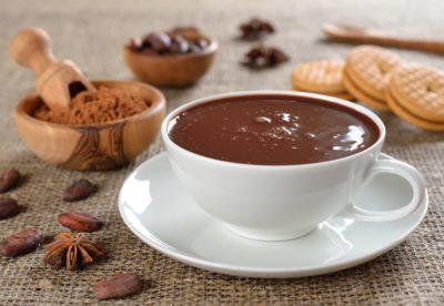 Гарячий шоколад по домашньому