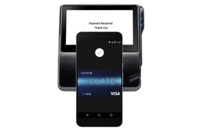 Android Pay-як розплачуватися на касі