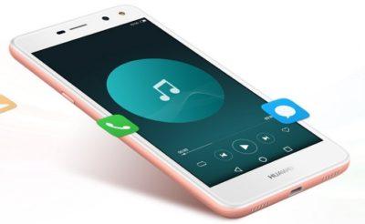 Huawei з музикою