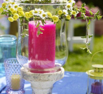 Свічки для романтичної вечері