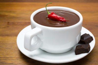 Шоколад з гострим перцем