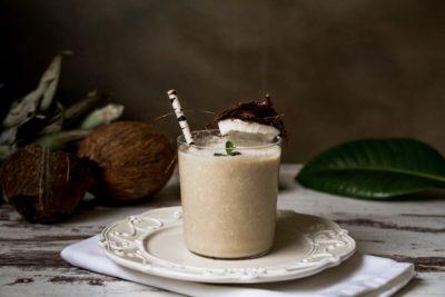 Коктейль с кокосовой водой