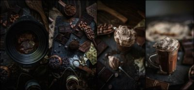 Шоколад з солоними вершками