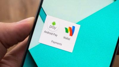 Платіжна система Android Pay-як користуватися