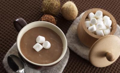 Шоколад з додаванням маршмелоу