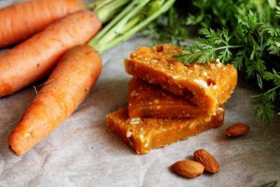 Мармелад з яблук і моркви