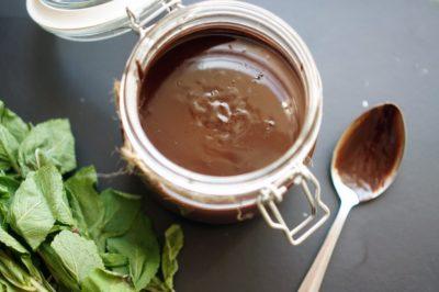 Шоколадний ганаш