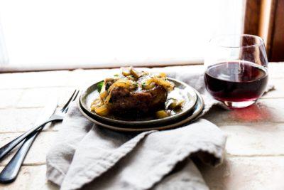 Мясо к вину