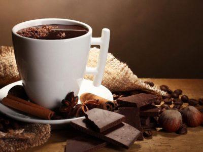 Щастя від справжнього гарячого шоколаду