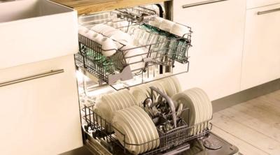 Вбудована посудомийна машина