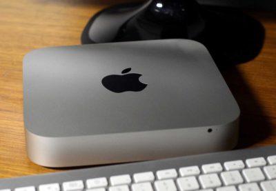 Настільний комп'ютер Apple Mac Mini.