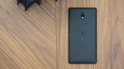 Оптимізація на Nokia 3
