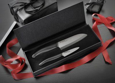 Набір керамічних ножей- як подарунок