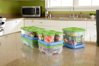 Зберігання продуктів в упаковках