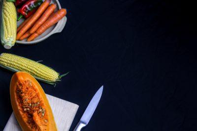 Овочі до пшоняної каші