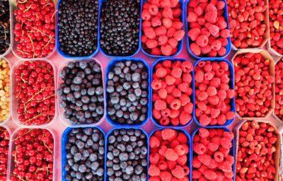 Свіжі ягоди
