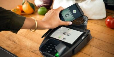 Android Pay-оплата покупок