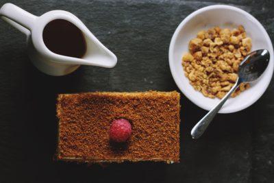 Десерт с медом