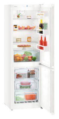 Внутрішній об'єм холодильника