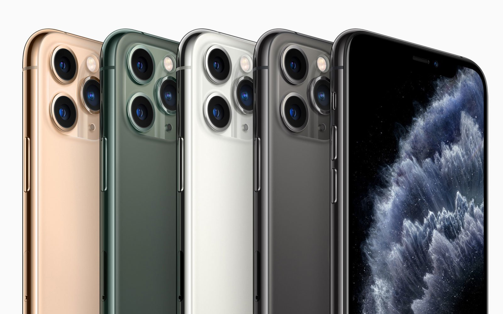 iPhone 11, iPhone XR и iPhone 8_какой из iphone выбрать - камеры и дисплей iPhone 11 Pro Max