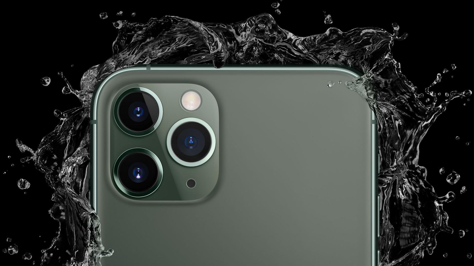 iPhone 11, iPhone XR и iPhone 8_какой из iphone выбрать - камеры iPhone 11 Pro