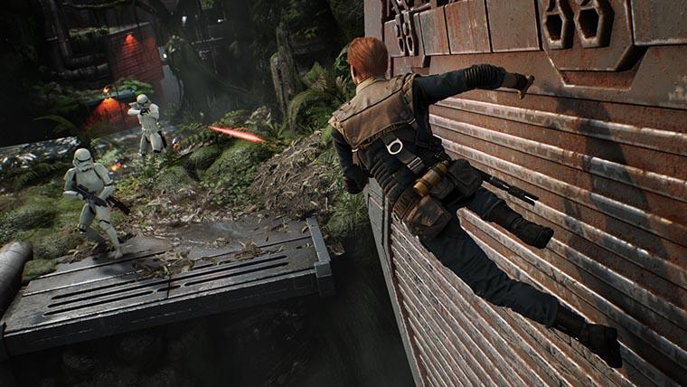 Динамика и геймплей Sony Star Wars Fallen Order