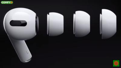Индивидуальные наушники AirPods Pro