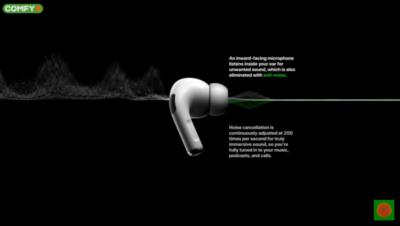 Качество звука AirPods Pro