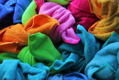 Як прати в машинці: Сортування білизни