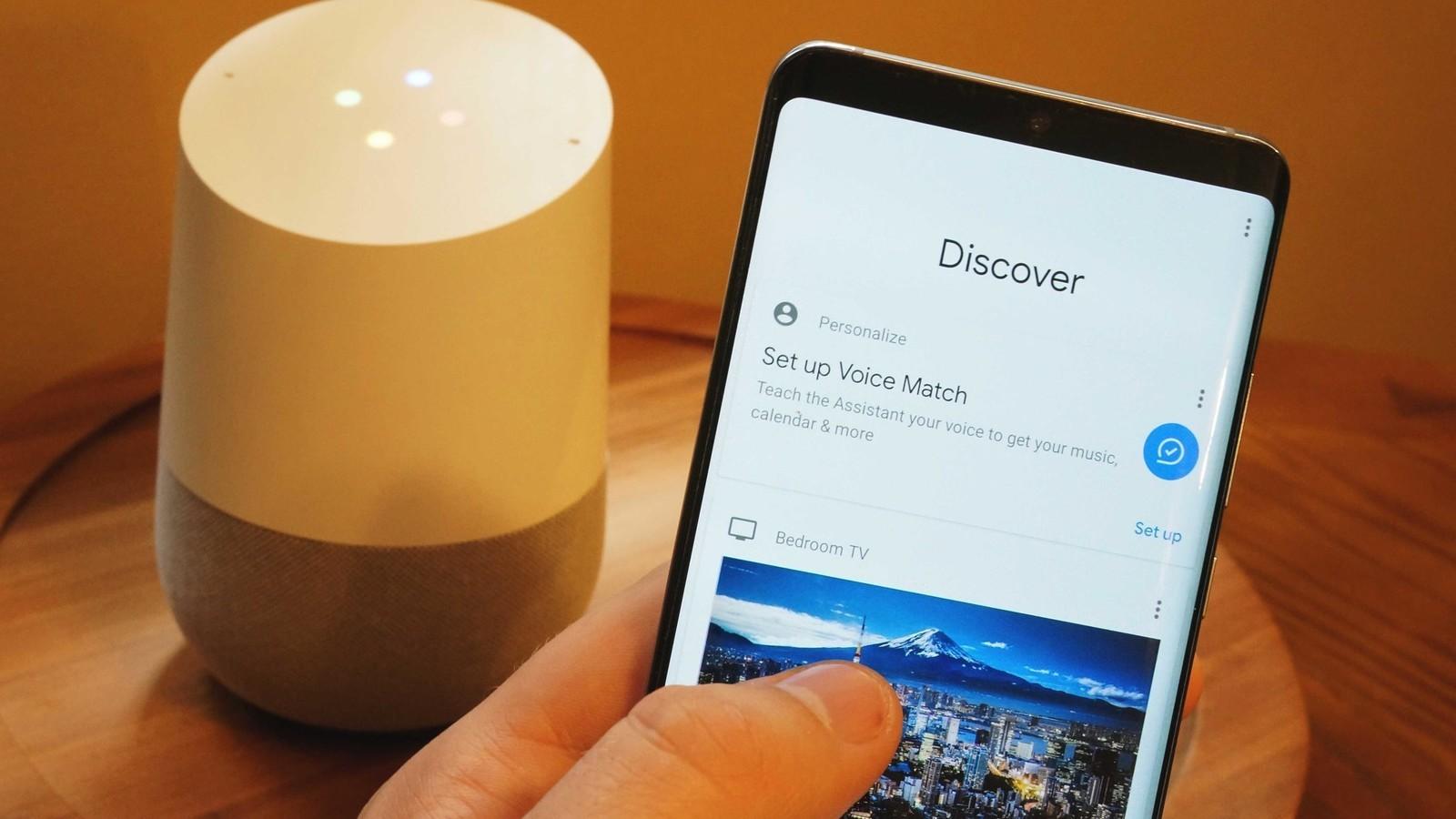 Google Assistant_что это и как он работает - колонка google home