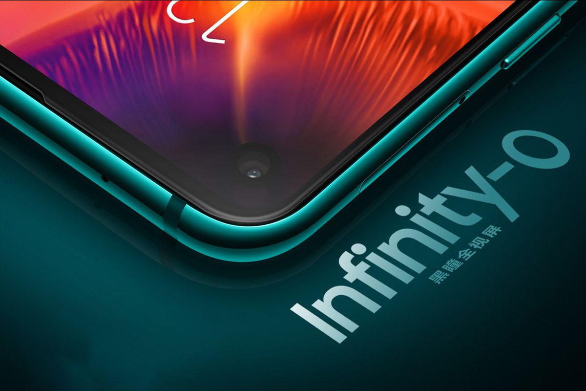 Какими технологии будут в будущем - дисплей infinity-o