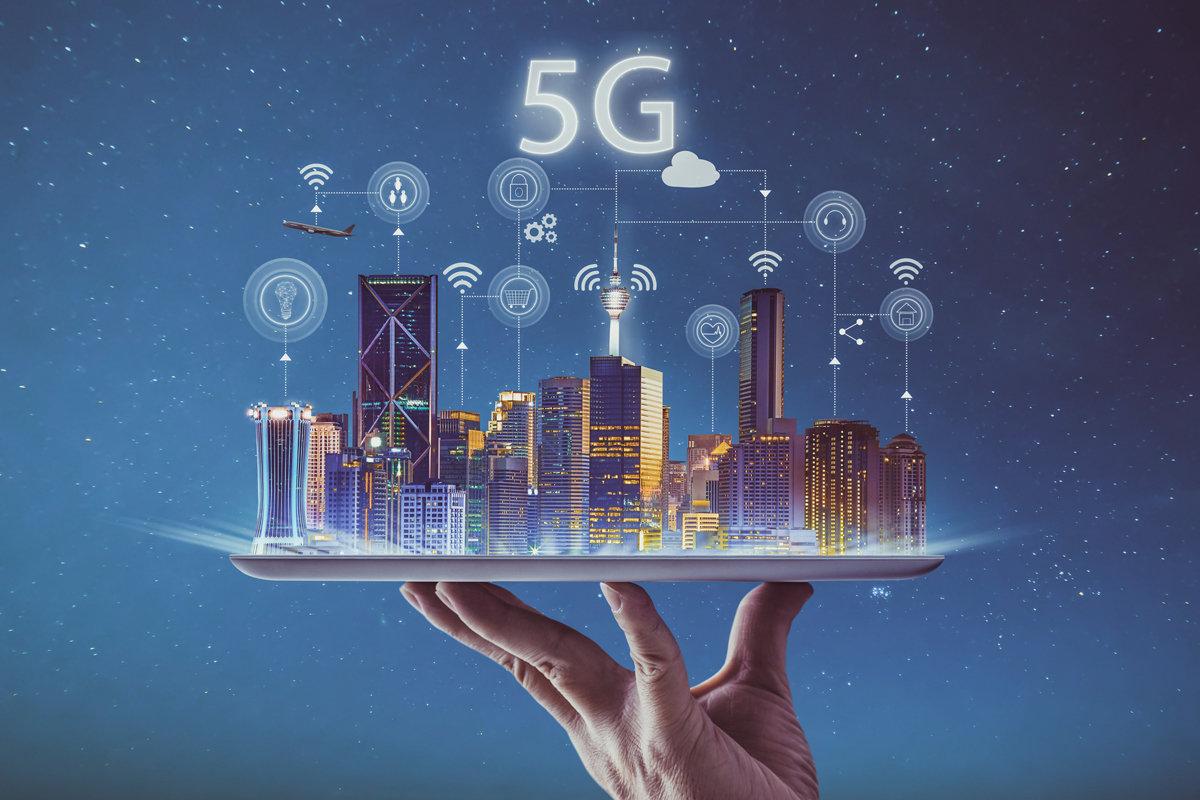 Какими технологии будут в будущем - мобильный интернет 5g