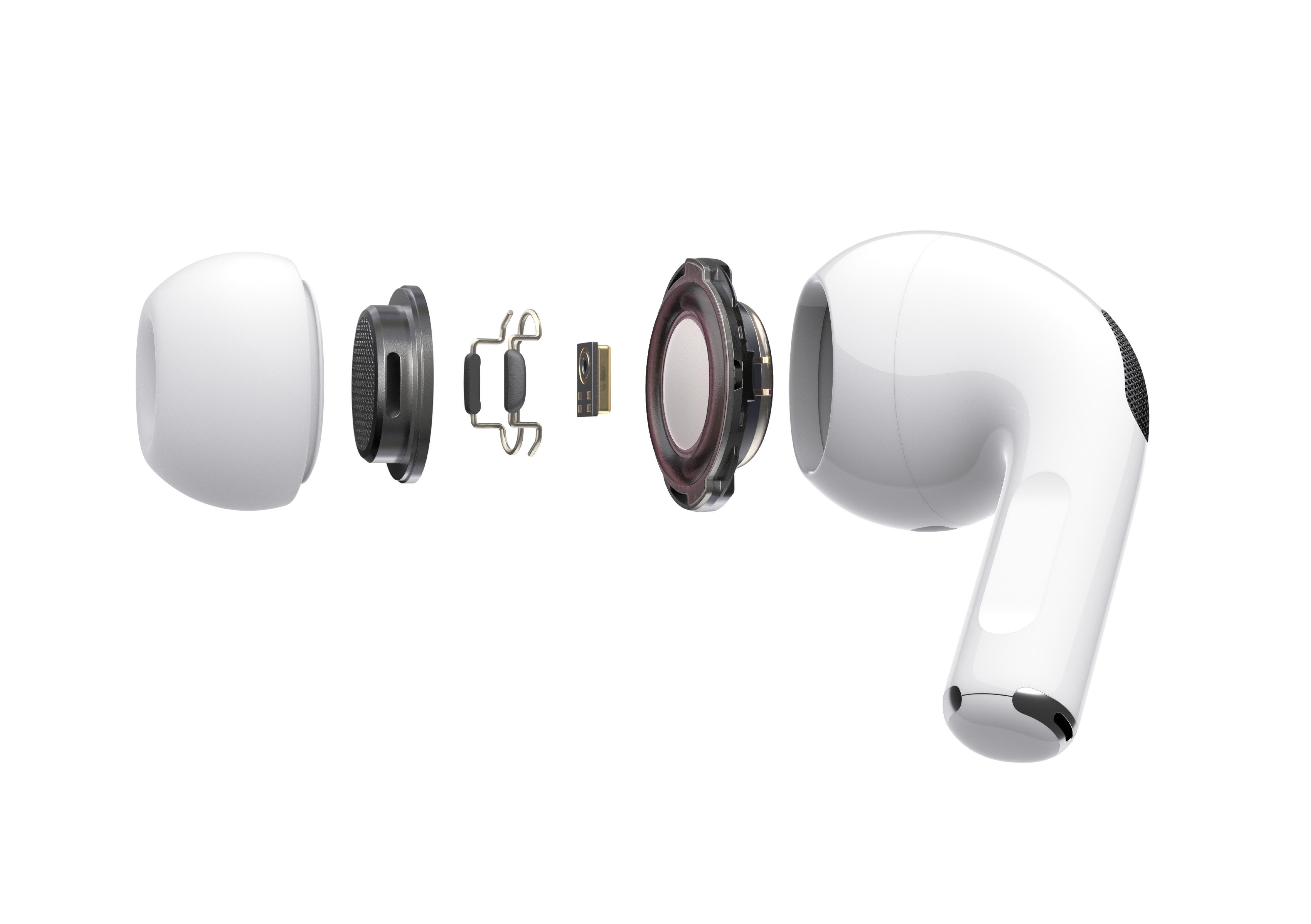 Обзор AirPods Pro_лучшие полностью беспроводные наушники от Apple - как устроены наушники