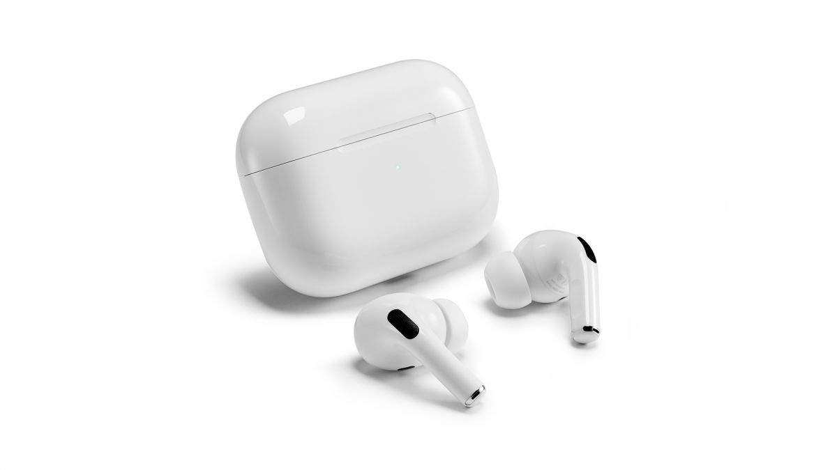 Обзор AirPods Pro_лучшие полностью беспроводные наушники от Apple - наушники с кейсом