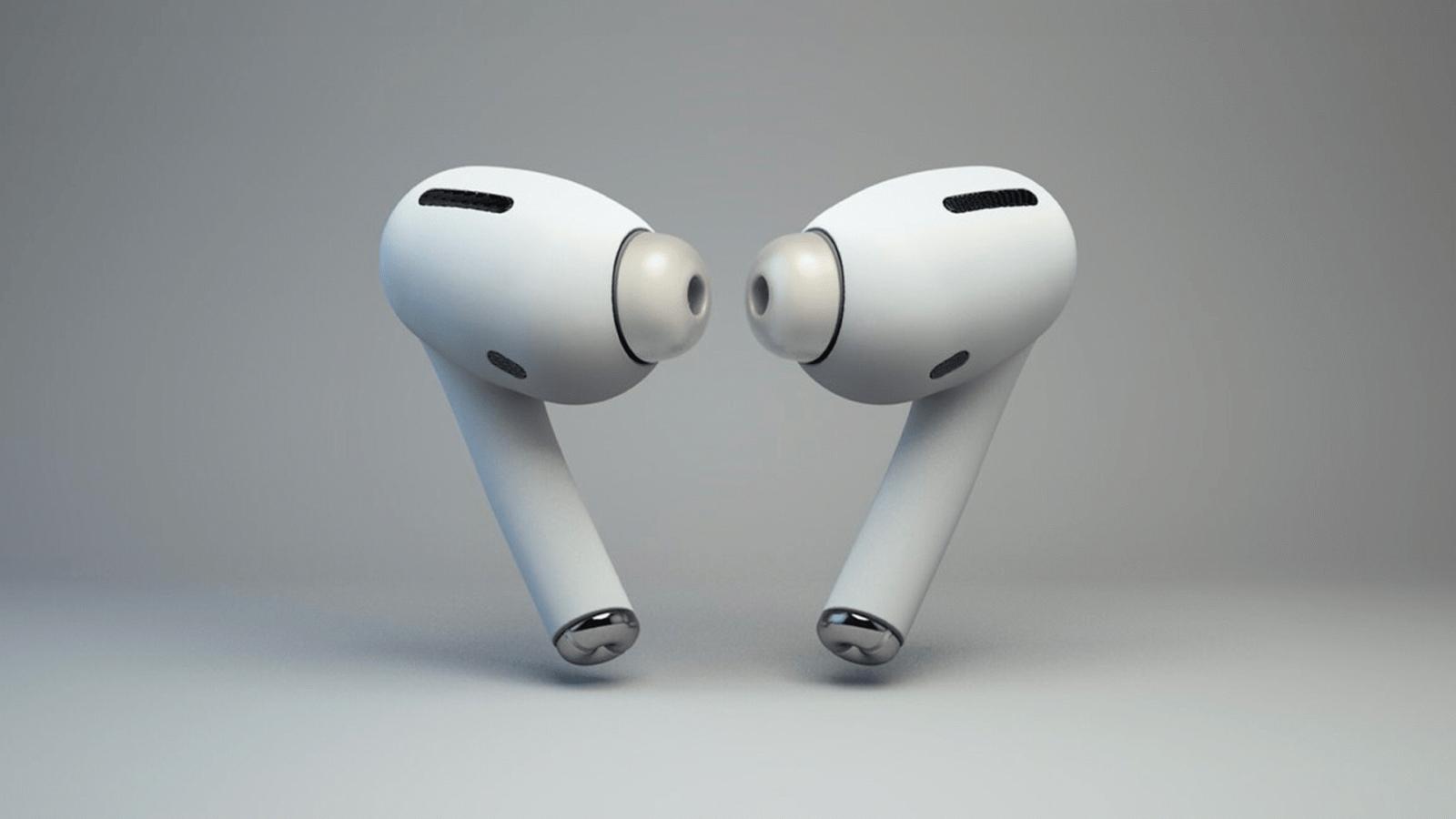 Обзор AirPods Pro_лучшие полностью беспроводные наушники от Apple - наушники с силиконовым наконечником