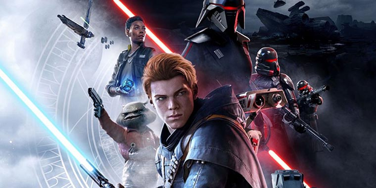 Sony Star Wars Fallen Order