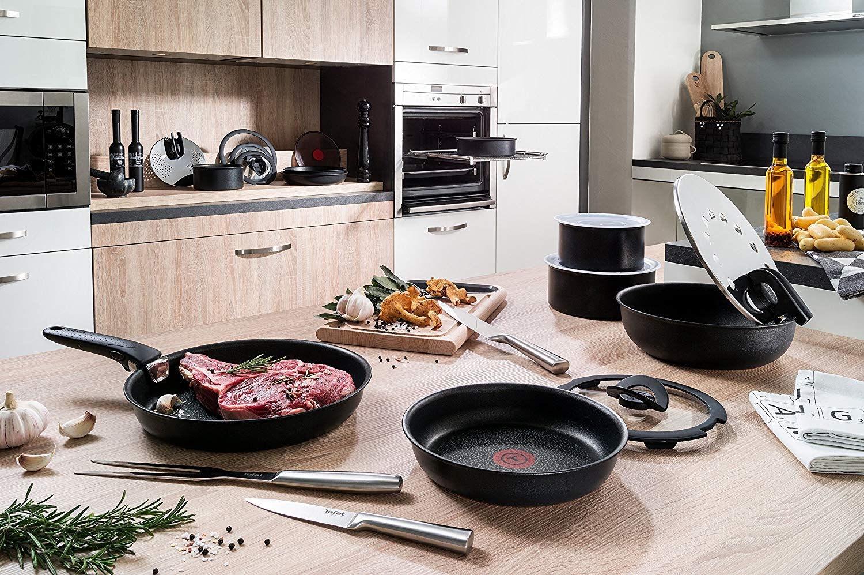 Tefal Ingenio. минимум места_максимум возможностей - посуда ingenio На кухне