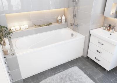 чим відмити ванну